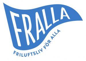 Logotyp för projektet Friluftsliv för alla
