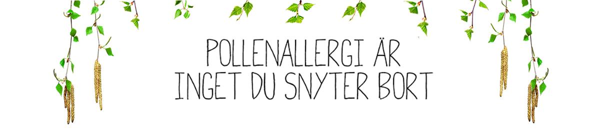 Banner Pollen Allergia