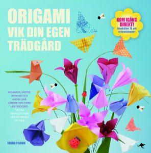 Bokframsida Origami