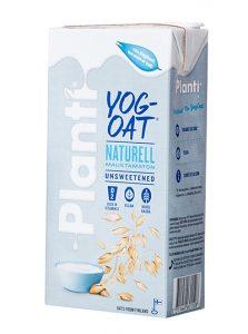 Planti naturell havreyoghurt