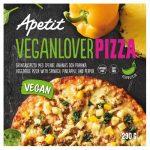 Pizzaförpackning Fazer Veganlover