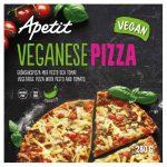 Pizzaförpackning Fazer Veganese