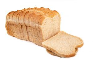 Skivat vitt bröd