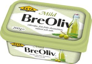 Förpackning Zeta-Breoliv